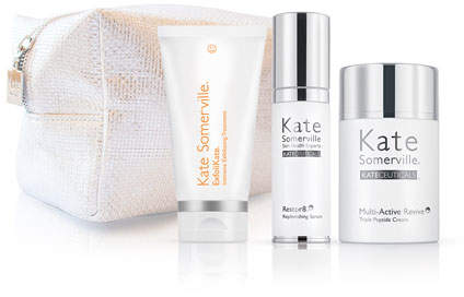 Kate Somerville Limited Edition Youthful Radiance Trio