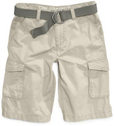 Epic Threads Boys' Core Belted Cargo Shorts