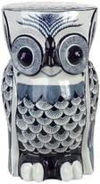 Pols Potten Owl Porcelain Stool