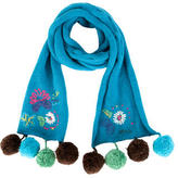 Catimini Girls' Cable Knit Scarf