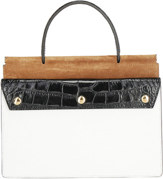 Burberry Top Handle Tote Bag