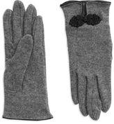 Lauren Ralph Lauren Rosette Wool-Blend Gloves