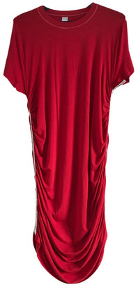 Carven Red Synthetic Dresses