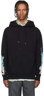 SSS World Corp Black Go Home Liberty Hoodie