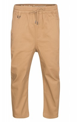 Publish Brand INC. Men's Slash Cotton Canvas 3/4-Length Pant