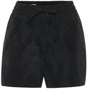 Dries Van Noten High-rise shorts