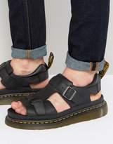 Dr. Martens Hayden Double Buckle Sandals