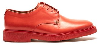 Tracey Neuls - PABLO Paprika | Red Crepe Sole Derby - 36