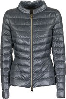 Herno Down Jacket And Technical Taffeta