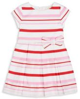 Kate Spade Toddler's & Little Girl's Striped Bow-Trim Dress