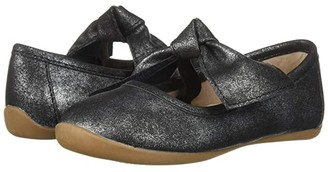 Livie & Luca Halley (Toddler/Little Kid) (Black Luster) Girl's Shoes
