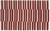 Kaleen Nomad Stripes Reversible Wool Rug Runner - 2'6'' x 8'