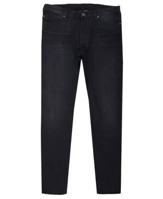 Giorgio Armani J06 Slim Fit Jeans Colour: WASHED OUT BLACK, Size: 30R