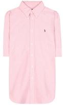 Polo Ralph Lauren Jenny Cotton Shirt