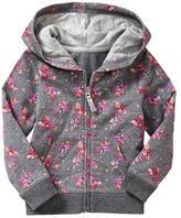 Gap Printed terry hoodie