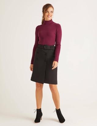 Joanna Belted Skirt