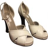 Marc Jacobs Leather heels