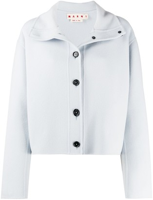 Marni Button-Front Jacket