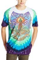 Liquid Blue Men's Grateful Dead-Watch Tower T-Shirt