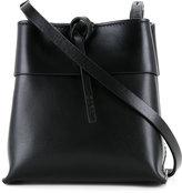 Kara plain shoulder bag