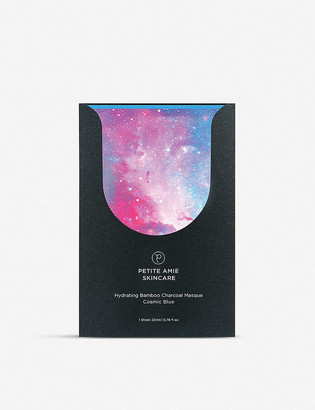Petite Amie Skincare Hydrating Bamboo Charcoal Sheet Masque 25ml