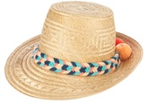 Yosuzi Sirena straw hat