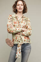 Ghost Madrid Floral Blouse