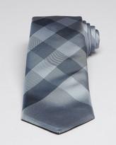 Burberry Check Skinny Tie