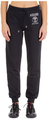 Moschino Double Question Mark Track Trousers