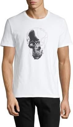 Just Cavalli Skull Cotton Tee
