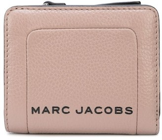 Marc Jacobs The Textured Box mini compact wallet