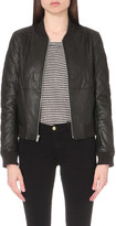 Paige Zoey leather jacket