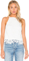 Bishop + Young Into The Sunset Crochet Tank
