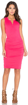 Velvet by Graham & Spencer Himira Gauzy Whisper Bodycon Dress
