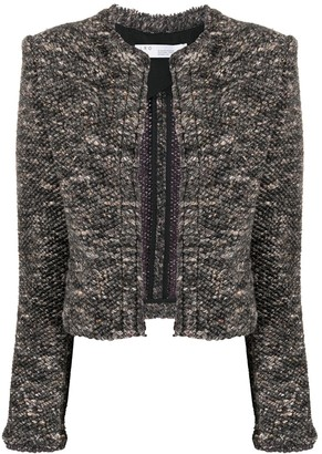 IRO Embroidered Fitted Jacket