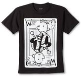 Diary of a Wimpy Kid Boys' T-Shirt - Black