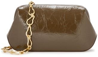 Osoi Dutch Brot Dark Brown Leather Shoulder Bag