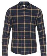 Gucci Checked Cotton-flannel Shirt