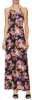 Mary Katrantzou Garland Floral Print Maxi Dress