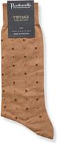 Pantherella Bromley motif socks