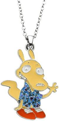 Nickelodeon Rocko Pendant Necklace