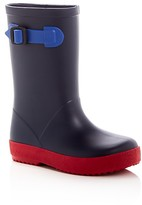 Igor Girls' Color Block Rain Boots - Walker