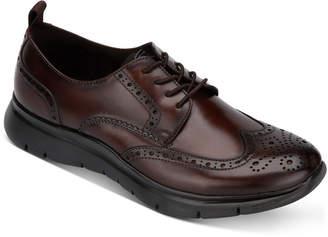 Kenneth Cole New York Men Trent Dress Casual Wingtip Oxfords Men Shoes