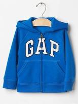 Gap Logo raglan hoodie