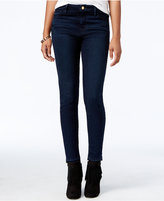 Sanctuary Robbie High-Rise Crown Blue Wash Skinny Jeans