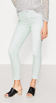 Esprit Skinny high rise cropped jeans with stretch