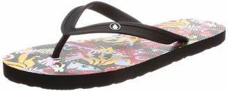 Volcom Men's Rocker 2 Graphic Flip Flop Sandal