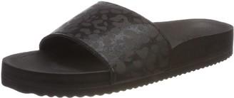Flip*Flop Women 30251 Heels Sandals Black Size: 3.5 UK