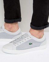 Lacoste Knit Straightset Trainers