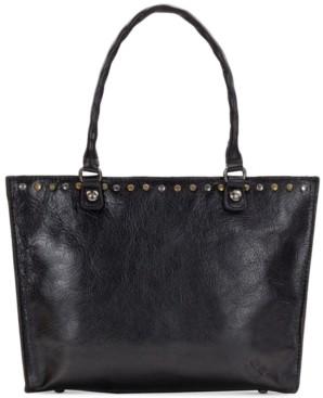Patricia Nash Zancona Smooth Leather Tote